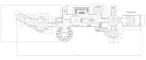Floorplan by Wesley Pritzlaff