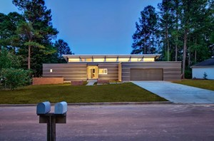 The Smart-Stell house received First Place in the Jury Awards category.