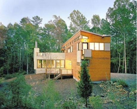 "North Carolina Modernist Houses is offering a tour from 10 a.m.-1 p.m. Oct. 29 of what is known as the ""Dwell House"" in Pittsboro. Courtesy of NC Modernist Houses."